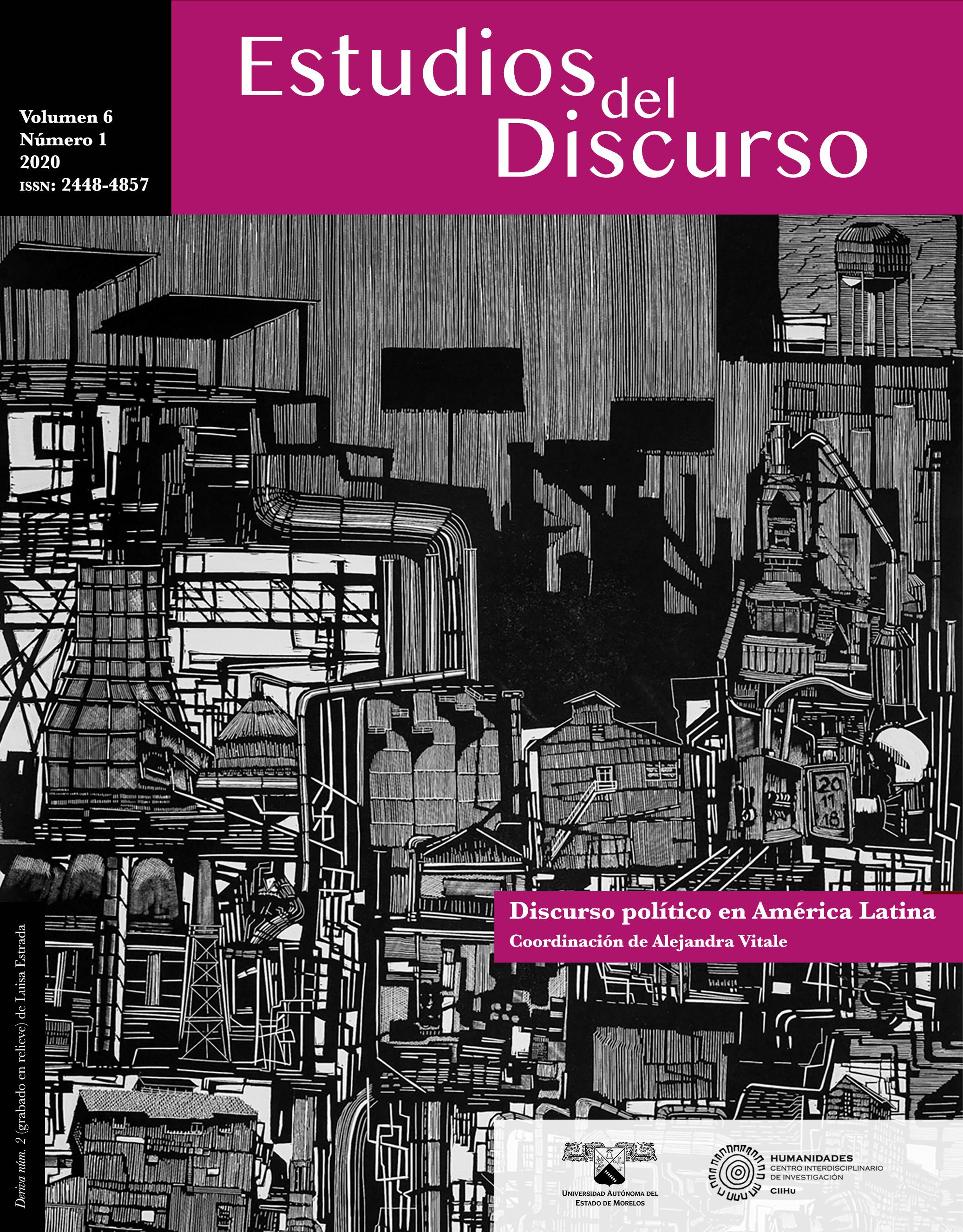 Ver Vol. 6 Núm. 1 (2020): Discurso político en América Latina